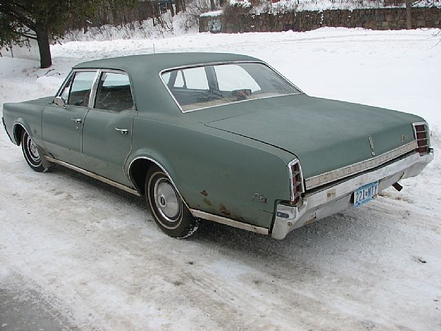 1966 Oldsmobile F85 for sale