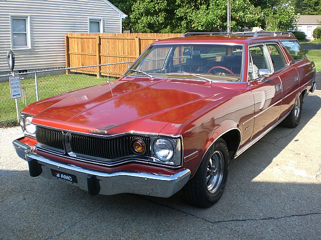 1975 AMC Matador for sale