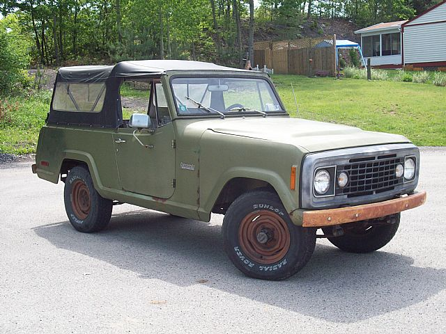 1972 Jeep Commando for sale