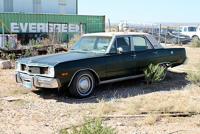 1976 Dodge Dart for sale