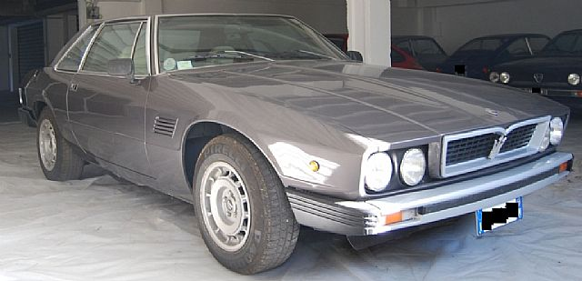 1973 Maserati Kyalami for sale