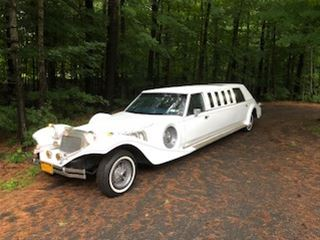 1985 Lincoln Stretch Limo
