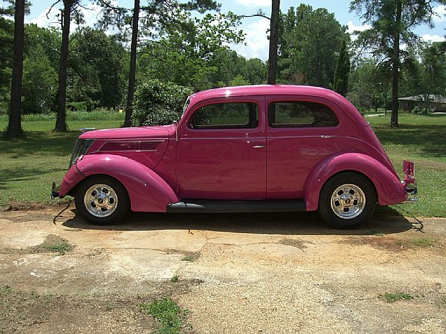 1937 Ford 2 Door for sale