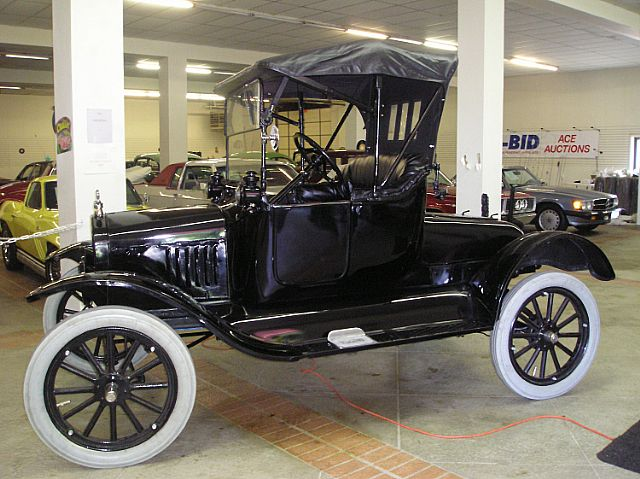 1917 Ford Model T for sale