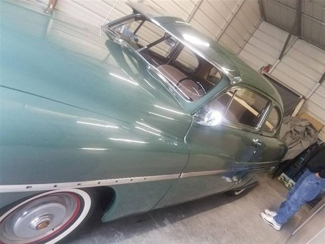1951 Mercury 1CM for sale