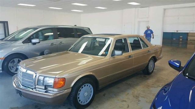 1987 Mercedes 300SDL for sale