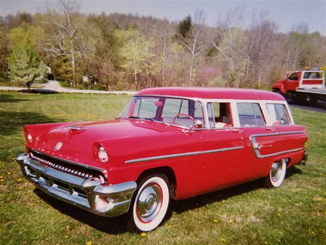 1955 Mercury Wagon