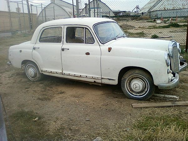 1959 Mercedes 180D for sale