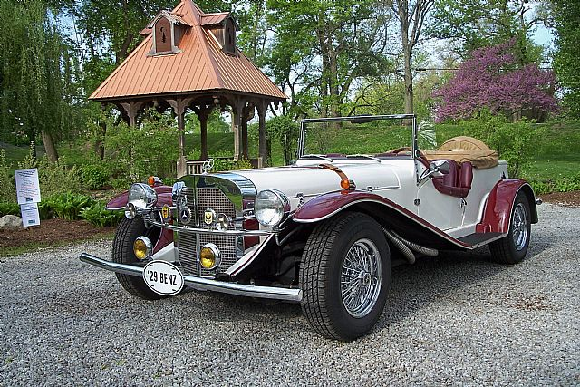 1929 Mercedes Gazelle for sale