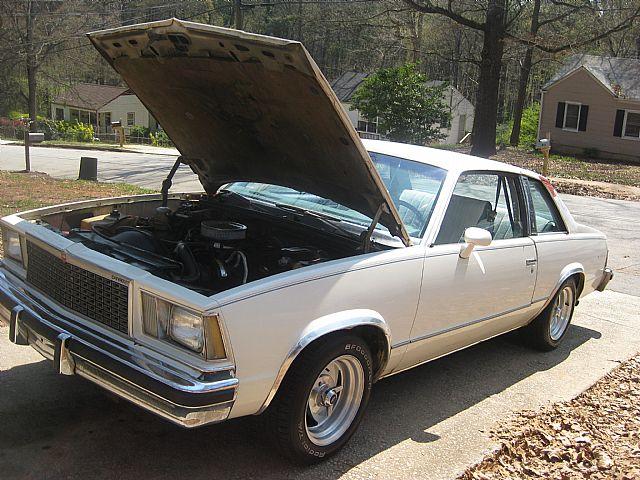 1978 Chevrolet Malibu Landau For Sale Decatur Georgia