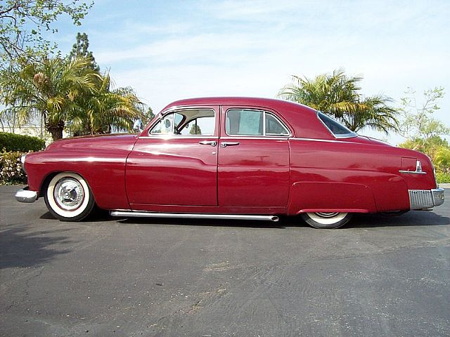 1951 Mercury Coupe for sale