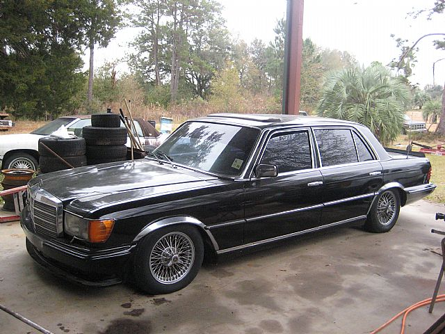 1978 Mercedes 6.9 for sale