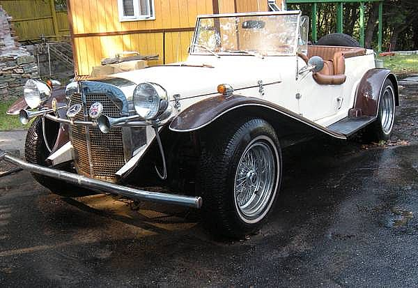 1929 Mercedes Gazalle for sale
