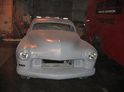 1950 Mercury 2 Door for sale