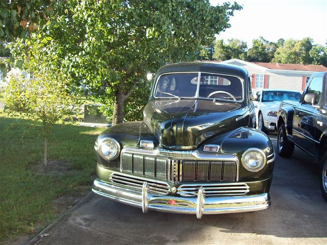 1947 Mercury Sportsman