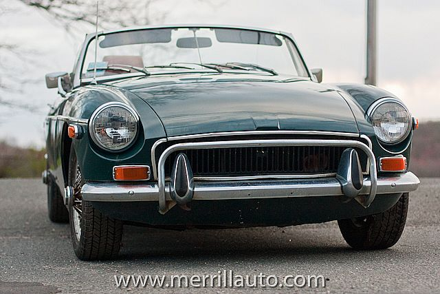 1972 MG MGB for sale