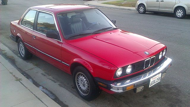 1987 BMW 325 for sale