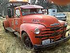 1948 Chevrolet Tow Truck