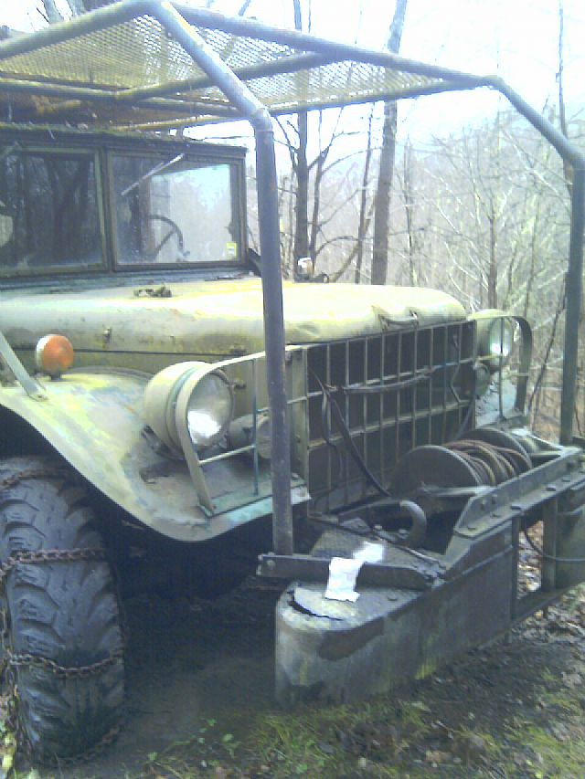 Dodge 3500 For Sale >> 1961 Dodge M37 For Sale Phillipsport, New York