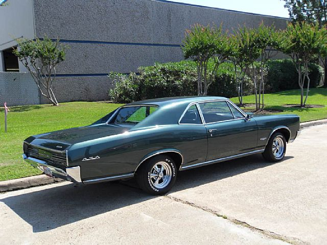 1966 pontiac gto sport coupe for sale houston  texas