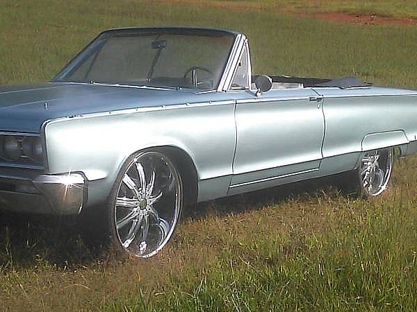 1966 Chrysler Newport for sale