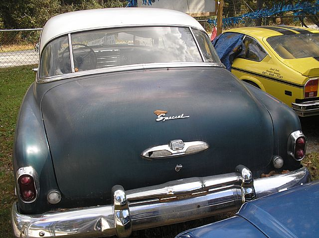 1951 Buick Dynaflow for sale