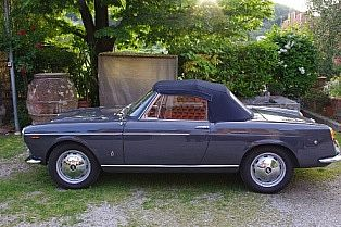 1962 Fiat 1500S for sale