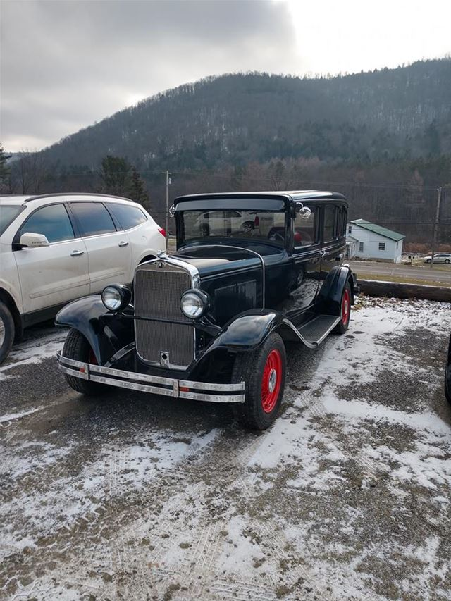 1931 Plymouth Model U for sale