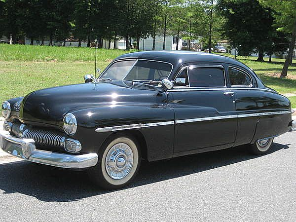 1950 Mercury Coupe for sale