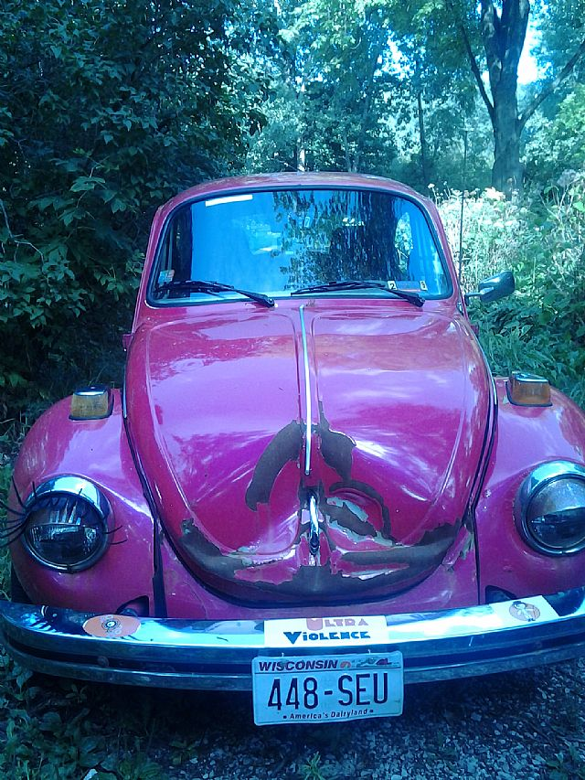 1974 Volkswagen Super Beetle For Sale Pleasant Prairie