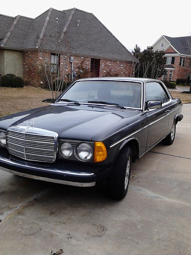 1979 Mercedes 300CD for sale