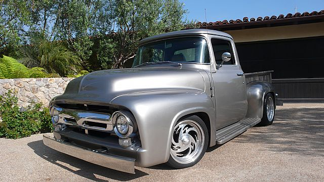 1956 ford f100 for sale malibu california