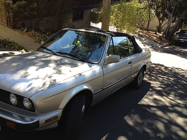 1987 BMW 325i for sale