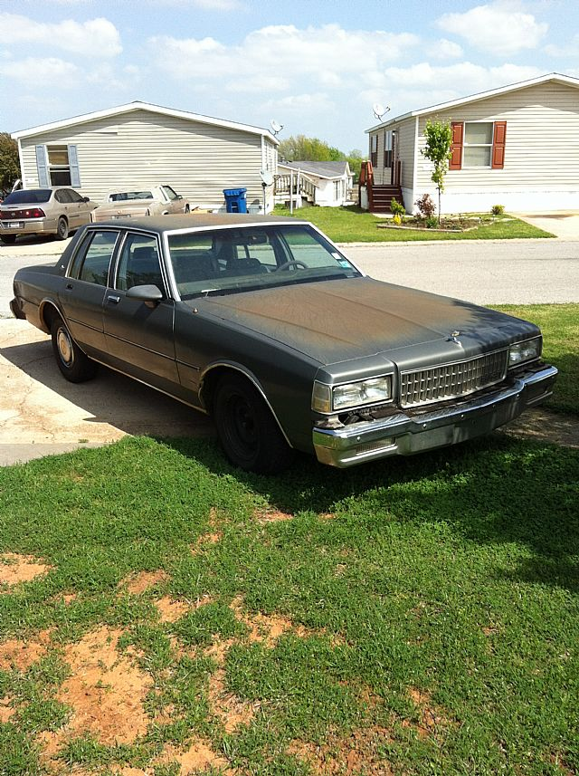 1989 Chevrolet Caprice for sale