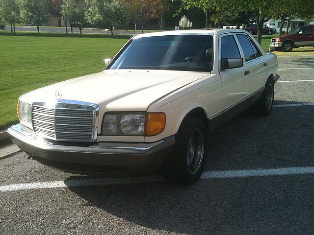 1982 Mercedes 300SD for sale