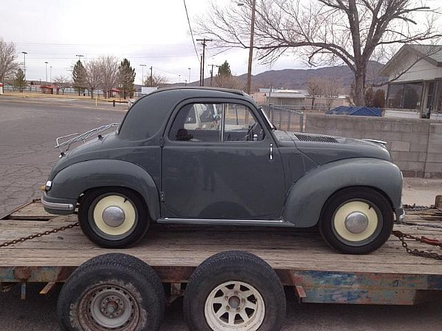 1950 Fiat Topolino for sale