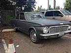 1963 Dodge Valiant