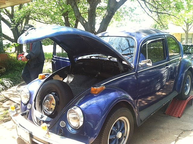 1976 Volkswagen Beetle for sale