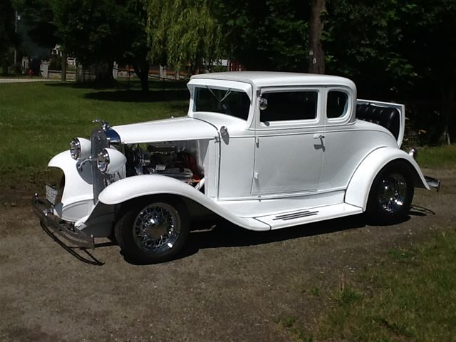 1931 Chevrolet 5 Window