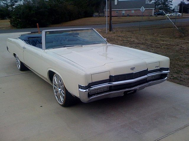 1970  Mercury Marquis for sale