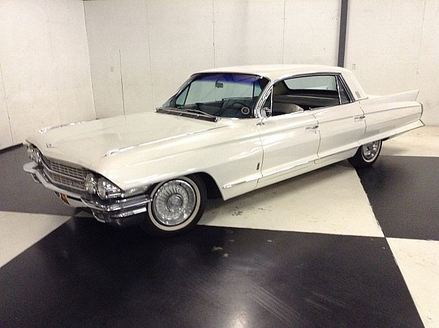 1962 Cadillac Fleetwood for sale