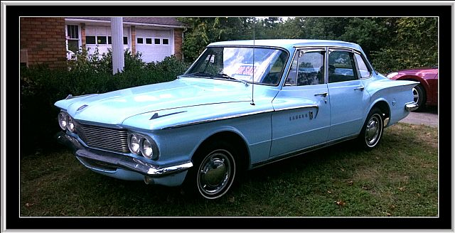 1961 Dodge Lancer for sale