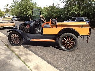 1917 Chevrolet Light Delivery for sale