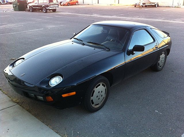 1983 Porsche 928 For Sale Denver Colorado