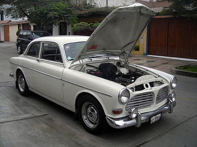 1967 Volvo 123GT for sale