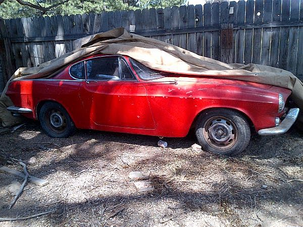 1965 Volvo P1800 for sale