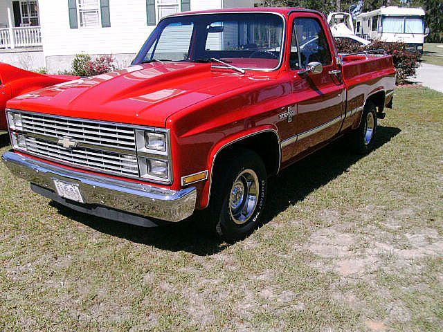 1983 Chevrolet Pickup for sale