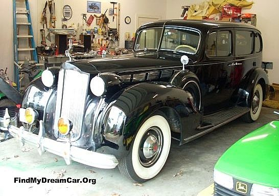 1938 Packard 1603 for sale