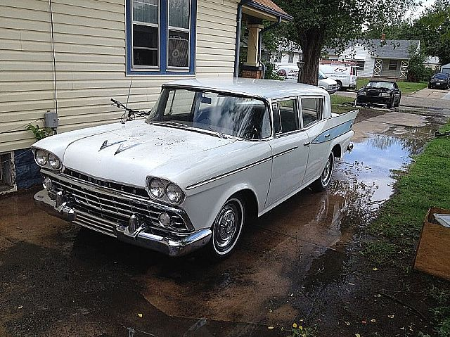 1959 AMC Rambler for sale