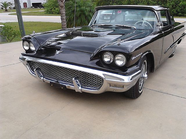 1958 Ford Thunderbird for sale